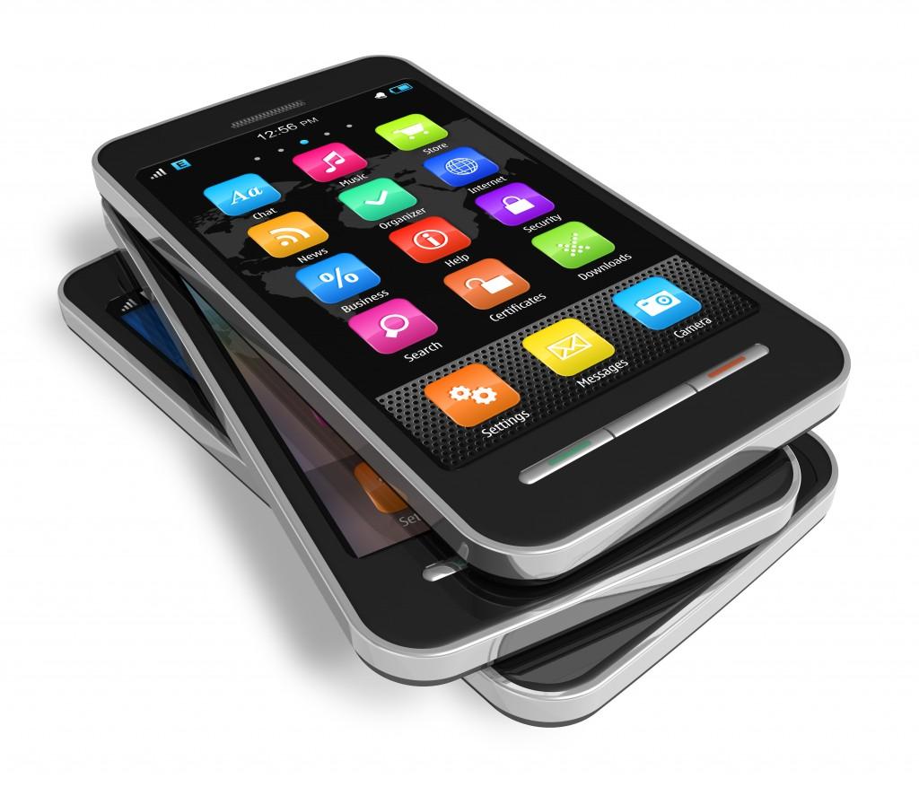 گوشیهای هوشمند لمسی آیفون