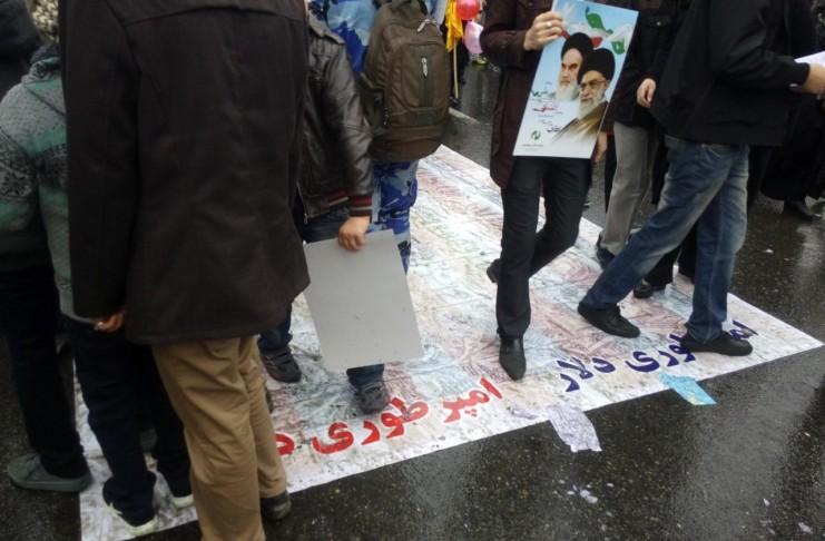 22 بهمن 93 جنبش ضد ربا