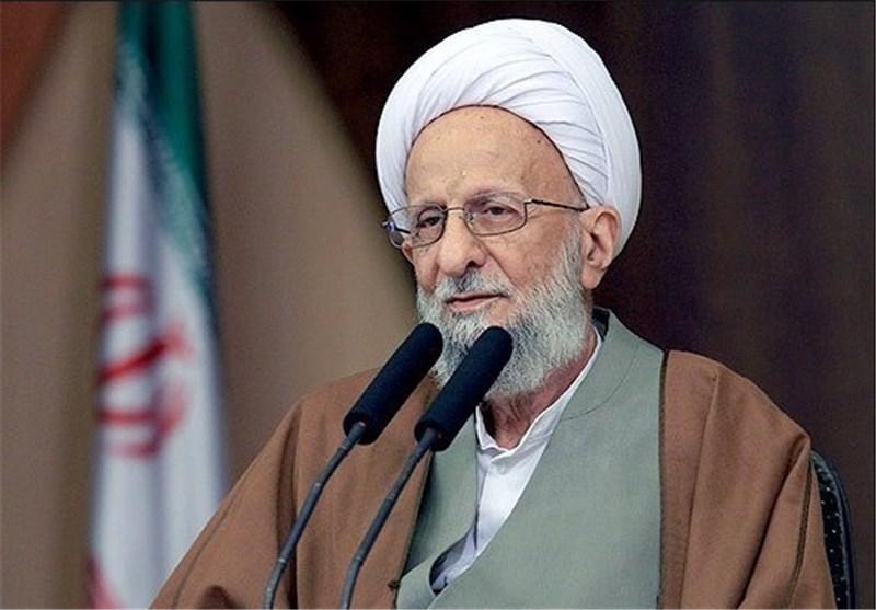 تصویر از آیتالله مصباح یزدی: نرخ بهره بانکی در دنیا نیم درصد اما در ایران بین ۲۷ تا ۳۰ درصد است