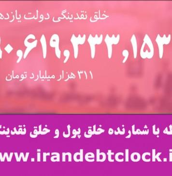 خلق پول در جمهوری اسلامی ایران