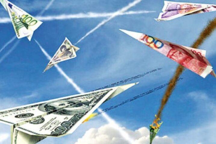 ارزش پول، جنگ ارزی و ربای زرد