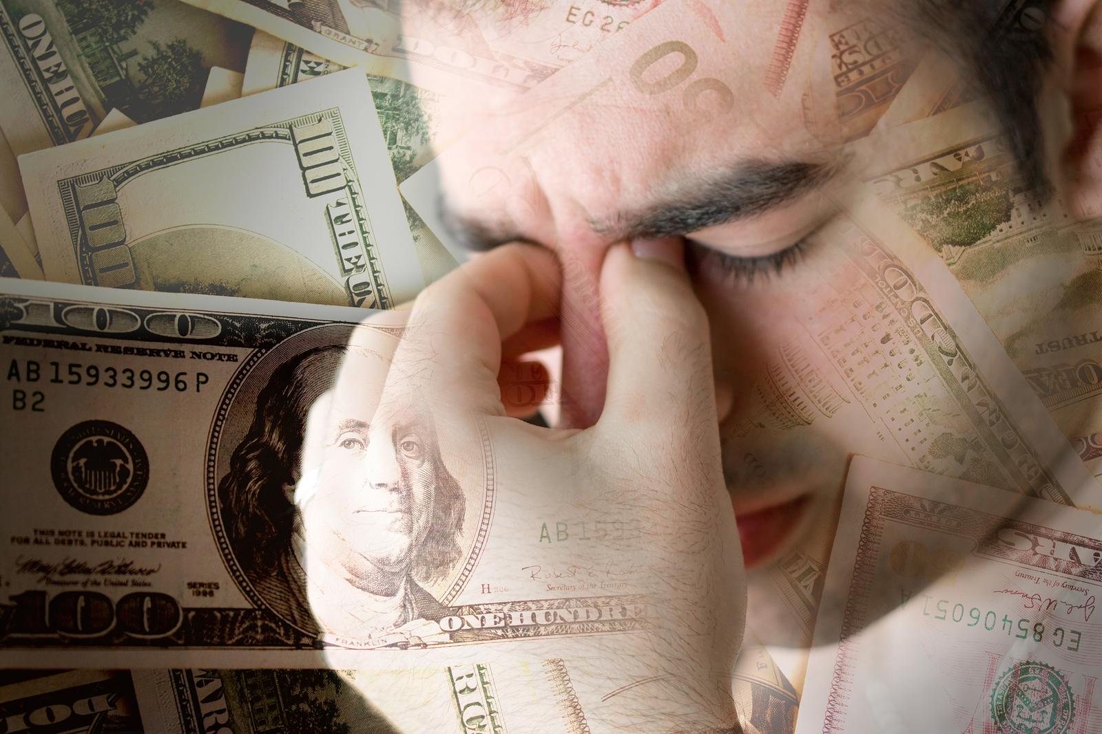 تصویر از پول یعنی بدهی!