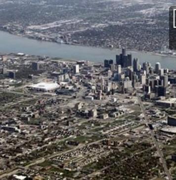 فروپاشی شهر دیترویت