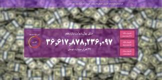 پایگاه بدهیهای ایران