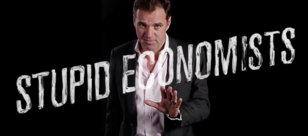 تصویر از بحران اقتصادی را اقتصاددانان احمق به وجود آوردند!