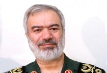 سردار، دریادار علی فدوی نشان فتح