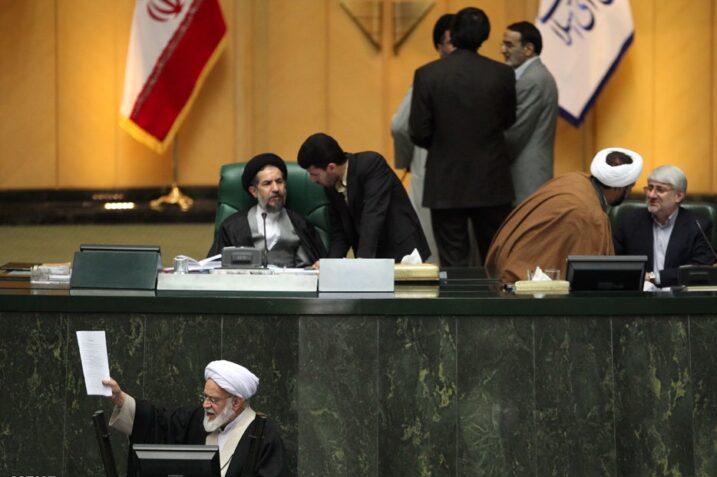 نامه سیف به لاریجانی برای توقف طرح بانکداری بدون ربا