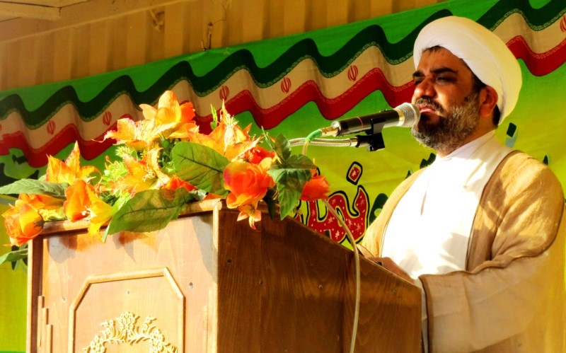 تصویر از امام جمعه کازرون: گرفتن مبلغ دیرکرد حرام است/ بانک کشاورزی کشاورزان را در تنگنا قرار ندهد