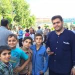 نیمه شعبان اسلام آباد غرب شعبه بانک جنبش ربا