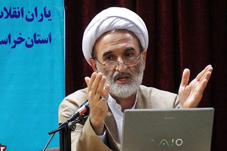 تصویر از مراجع تقلید و علما صراحتا با دیدگاه اسلام-مالی مخالفاند