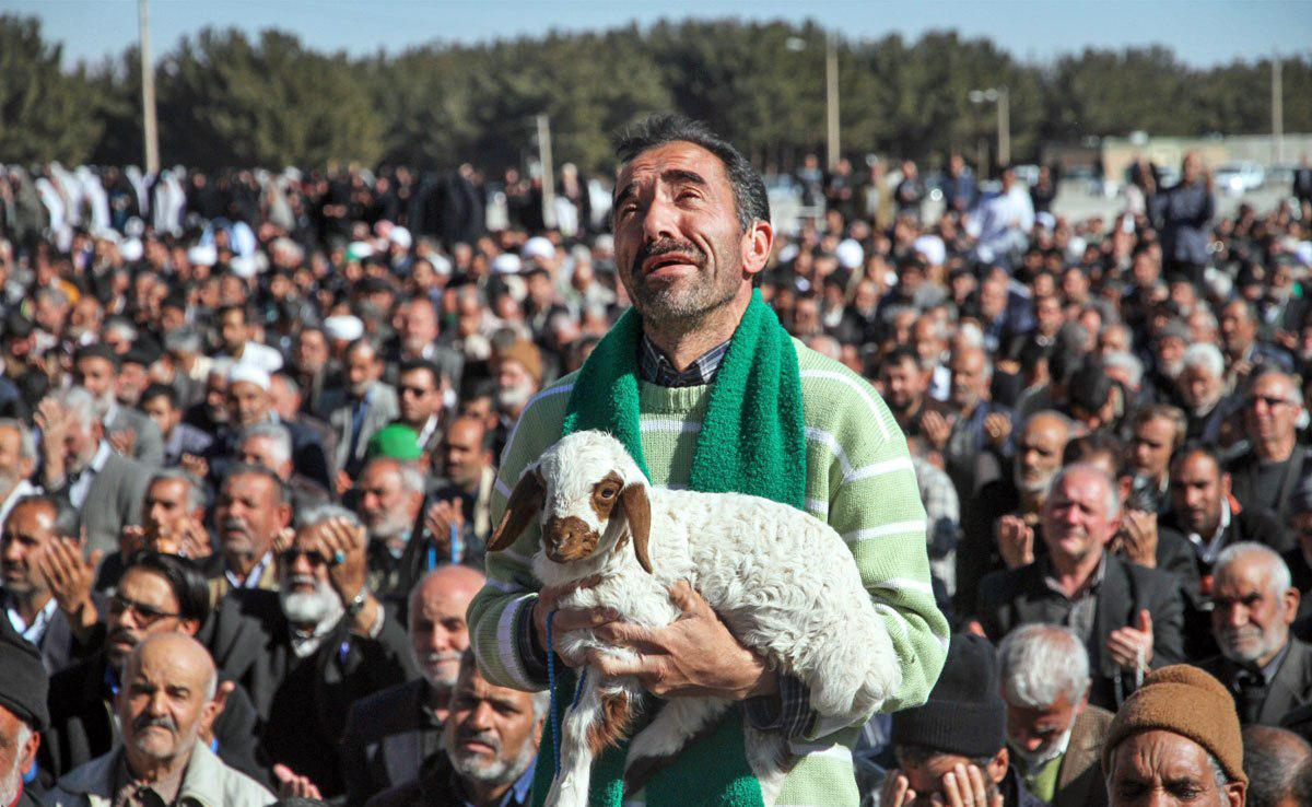 تصویر از گزارش/ وجود ربا و اقامه نماز باران از اسرائیل تا قم