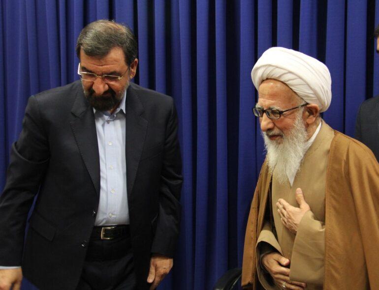 موضع محسن رضایی پیرامون ربا هرچند دیر و خنثی!